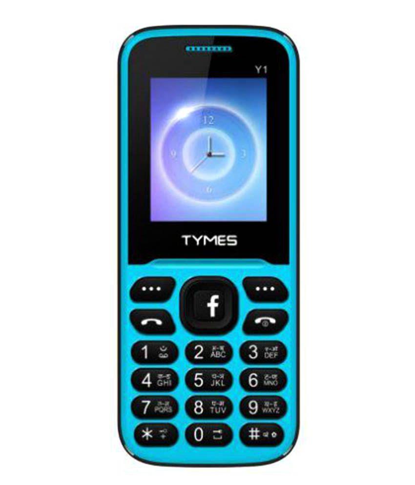 Tymes Y1 Blue