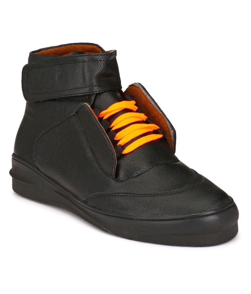 El Paso Black Casual Boot