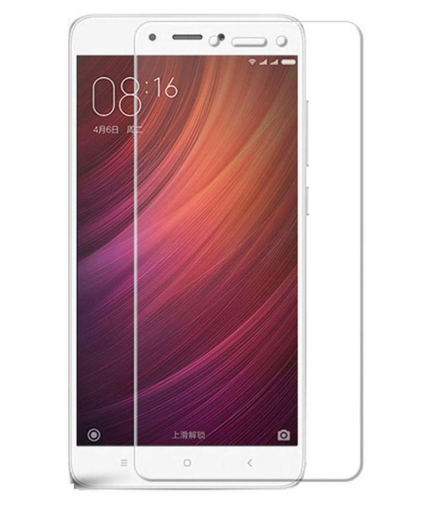 Xiaomi Redmi Note 4 Tempered Glass Screen Guard By Newlike