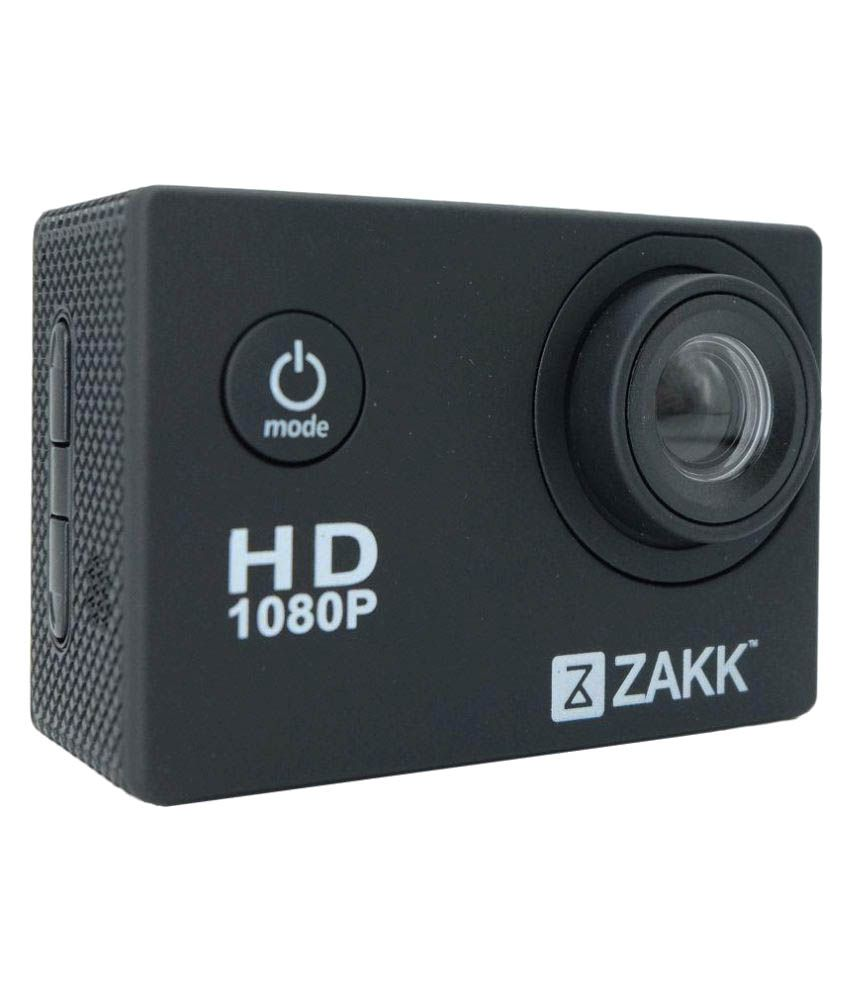 Hair accessories online snapdeal -  Zakk 1080p Action Camera With Accessories