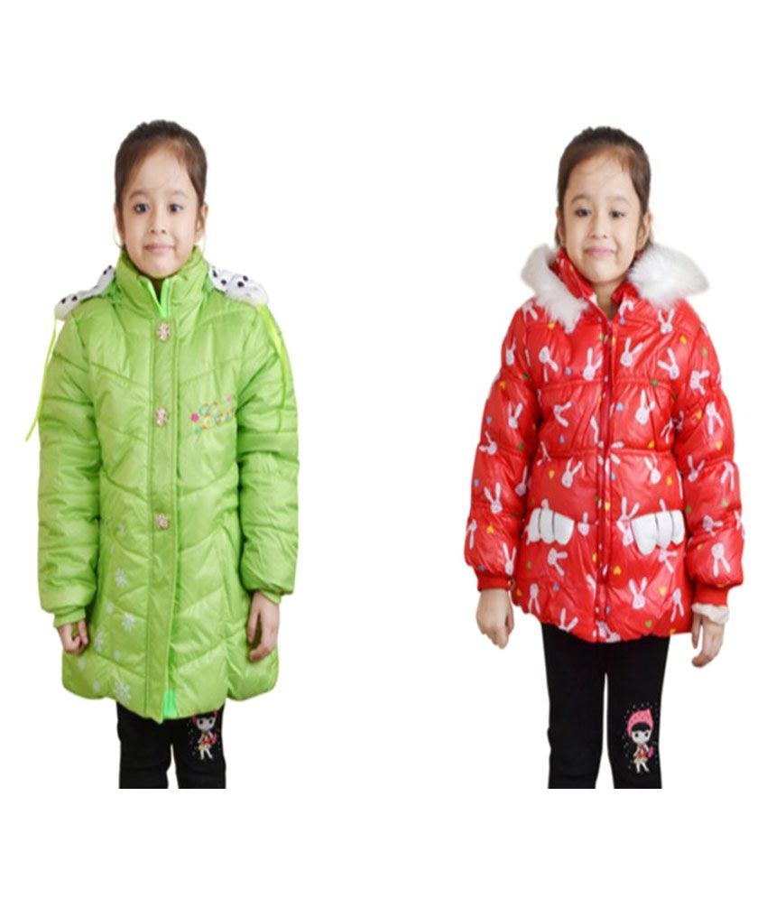 Qeboo Bomber Jackets - Pack of 2