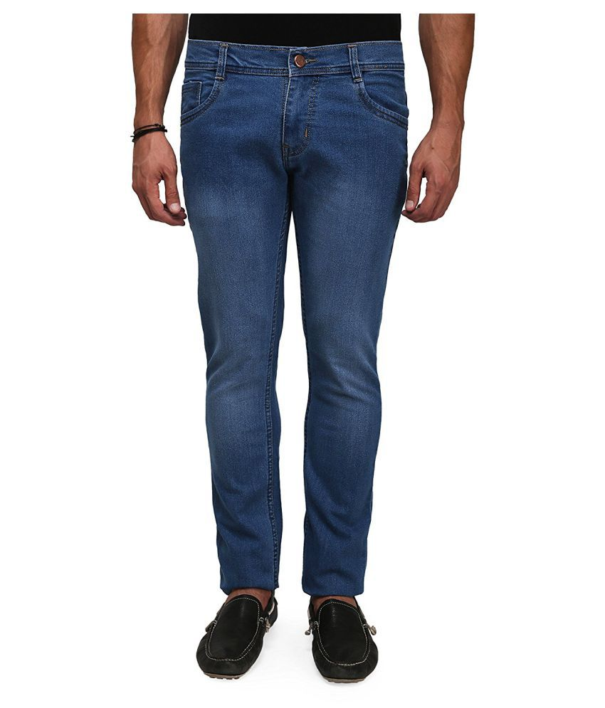 Lecord Blue Slim Jeans