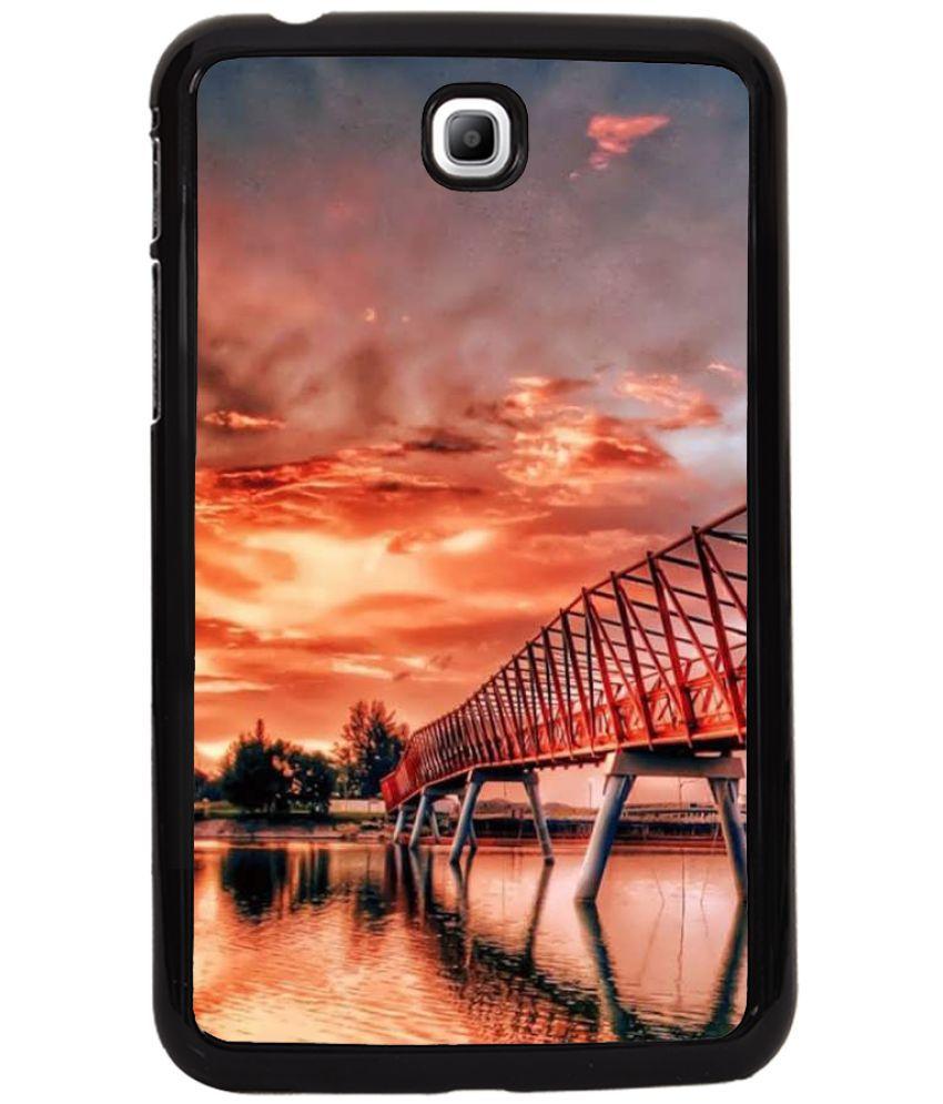 Samsung Galaxy Tab 3 Printed Cover By Fuson