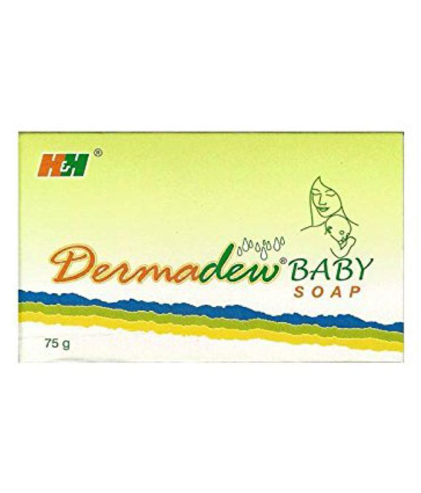 Dermadew Baby Soap 75 G 4 Pcs Available At Snapdeal For Rs 620