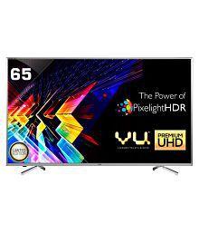 Vu LTDN65XT800XWAU3D 163 cm ( 65 ) Smart Ultra HD (4K) LED Television With 1+2 Year Extended Warranty