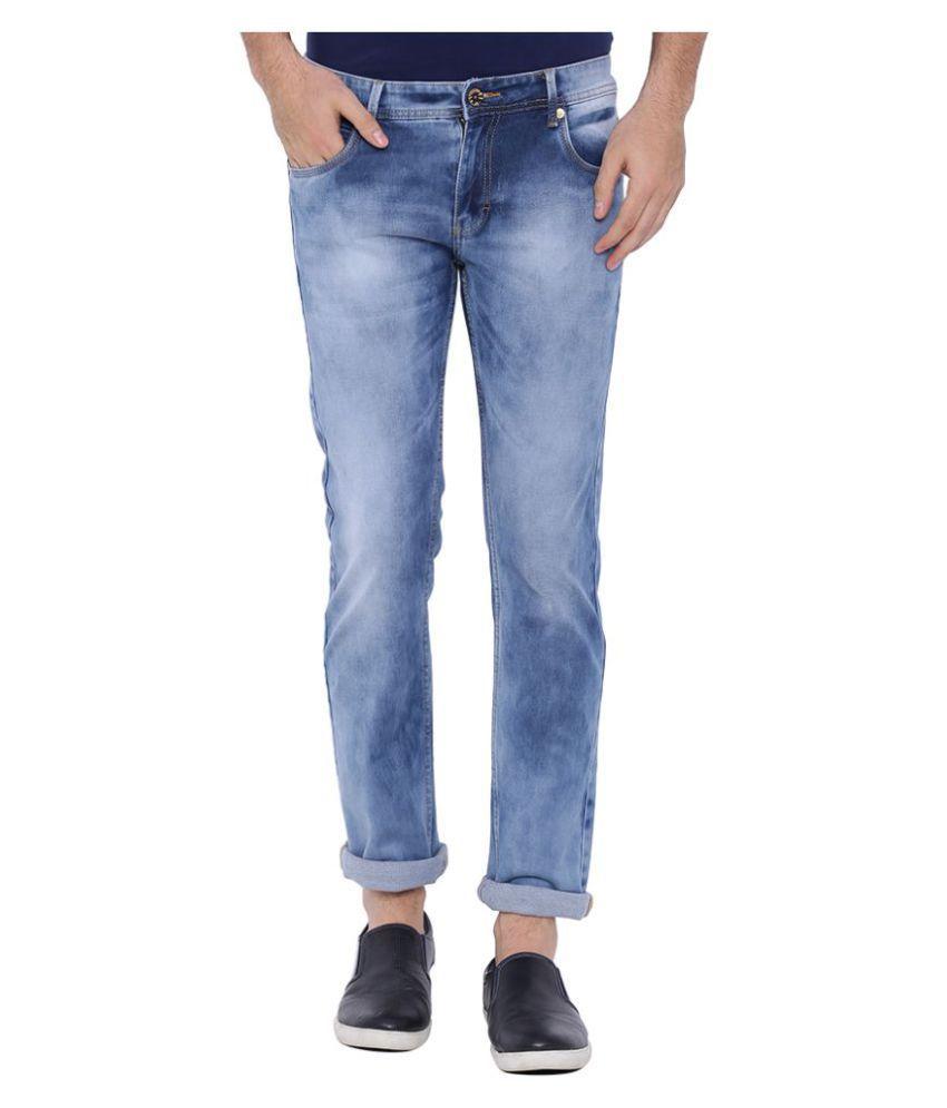 Bandit Blue Slim Jeans