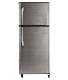 Godrej 240 Ltr 2 Star RT EON 240 C 2.4 Double Door Refrigerator - Silver Strokes