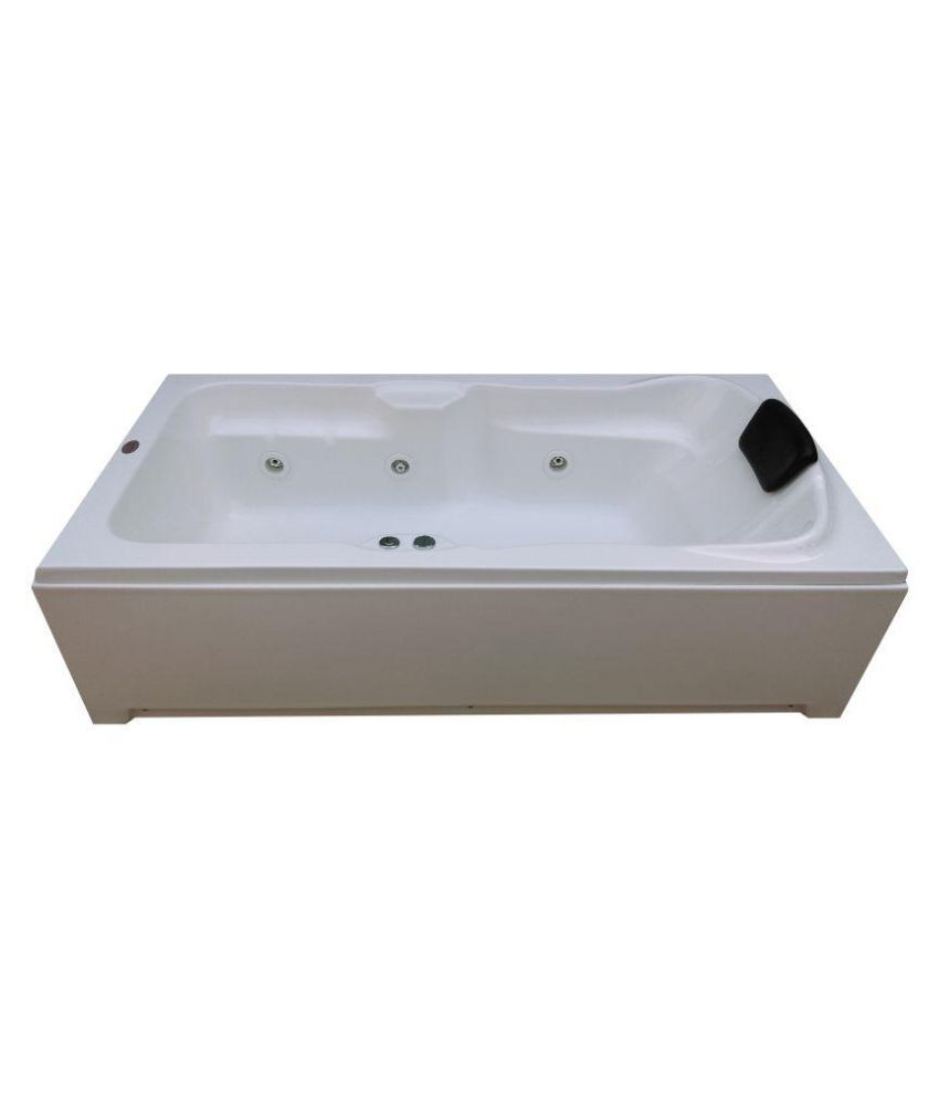 Buy Madonna Acrylic Massage Bath Tub Online at Low Price in India ...