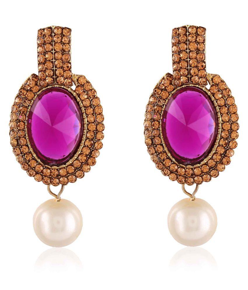 Rich Lady Multicolor Earrings