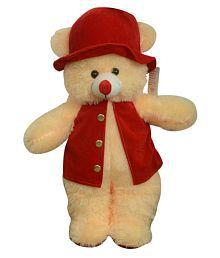 KTC Cream Modi Jacket teddy bear is 70 cm