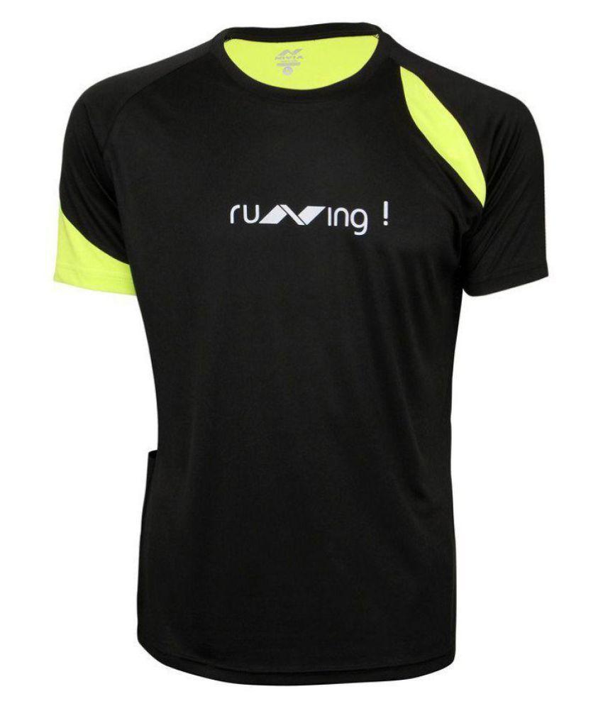 Nivia Polyester Fitness T-Shirt