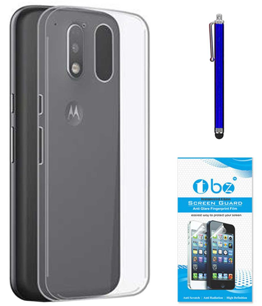 Moto G4 Play Cover Combo by TBZ