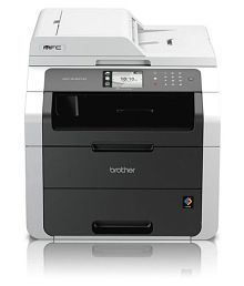 Brother MFC-9140CDN Colour Multifunction Laser Printer