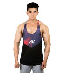 Aesthetic Nation Gym Stringer Vest