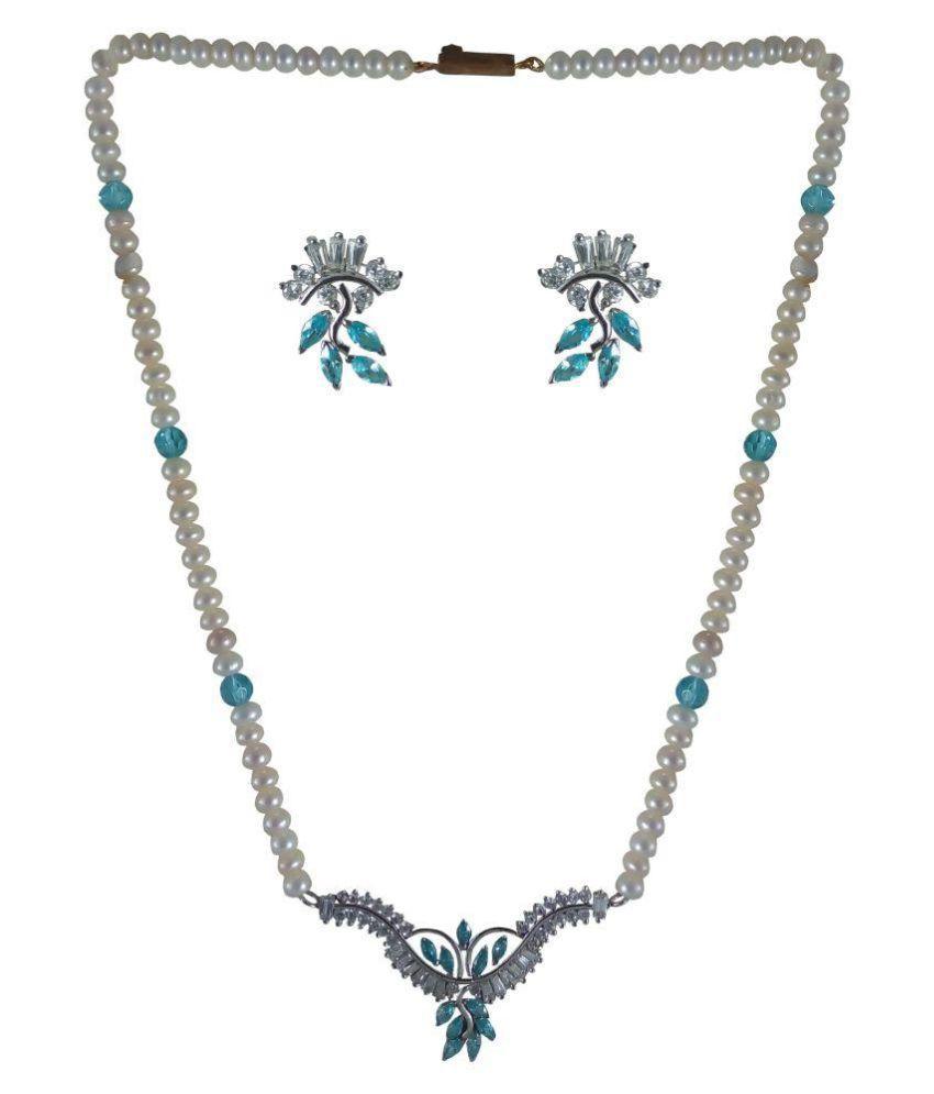 Rejewel Multicolor Necklace Set