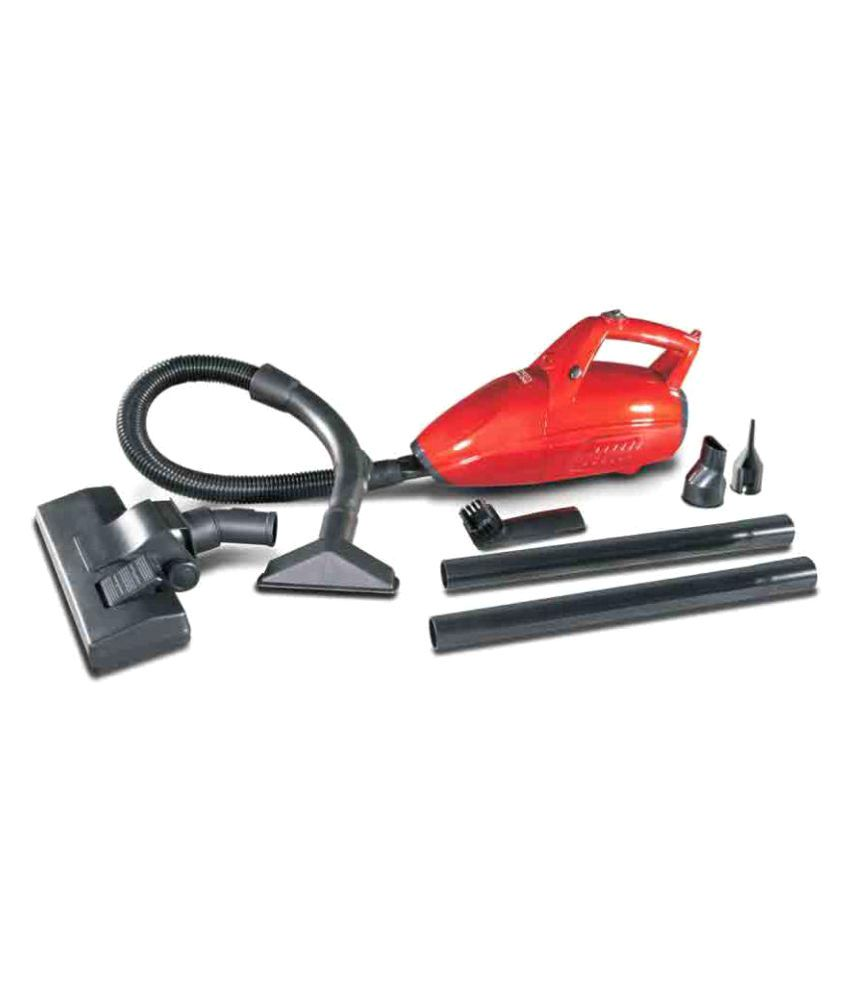 Eureka Forbes Easy Clean Plus Red Handheld Vacuum