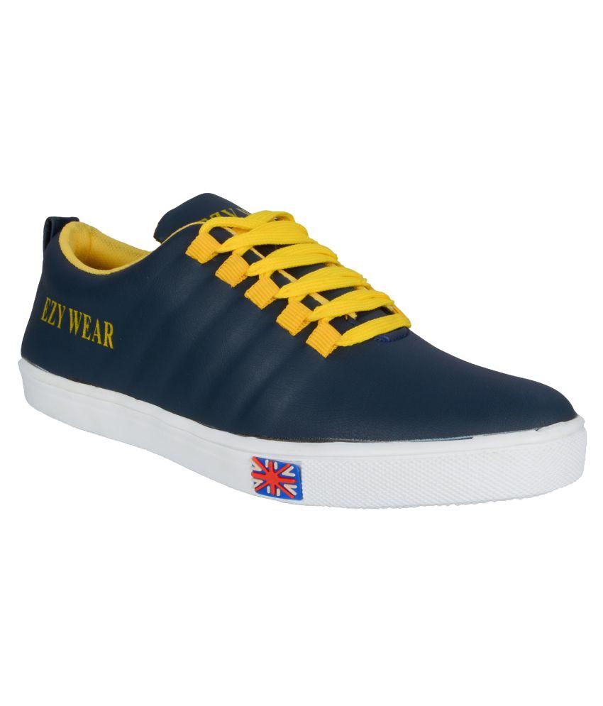 ezywear sneakers navy casual shoes buy ezywear sneakers