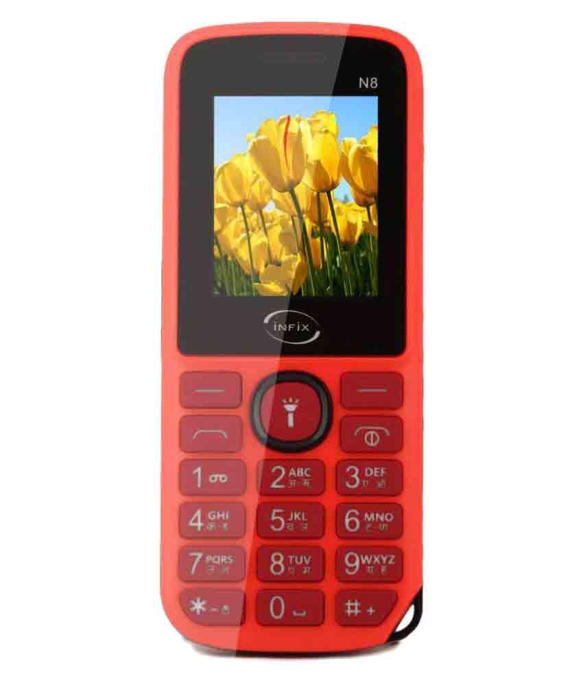 Infix Elios N8 256 MB Red