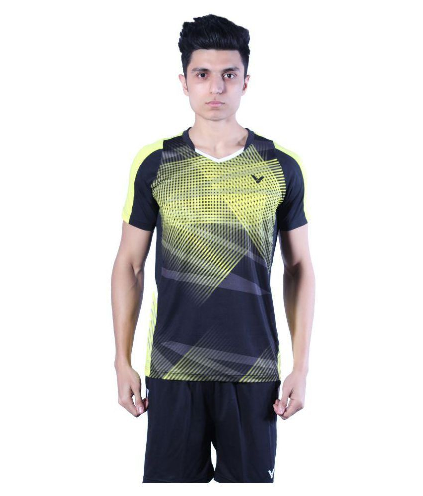 Victor Multi Polyester T-Shirt