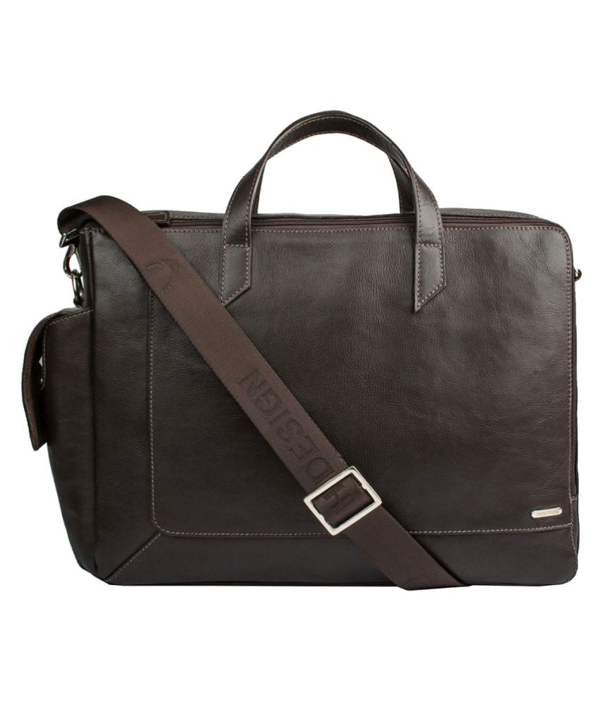 Hidesign Brown Laptop Cases