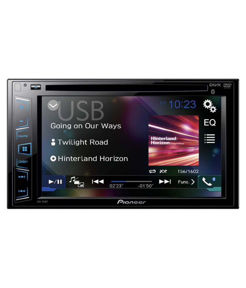 Pioneer Car Audio Double Din Price India