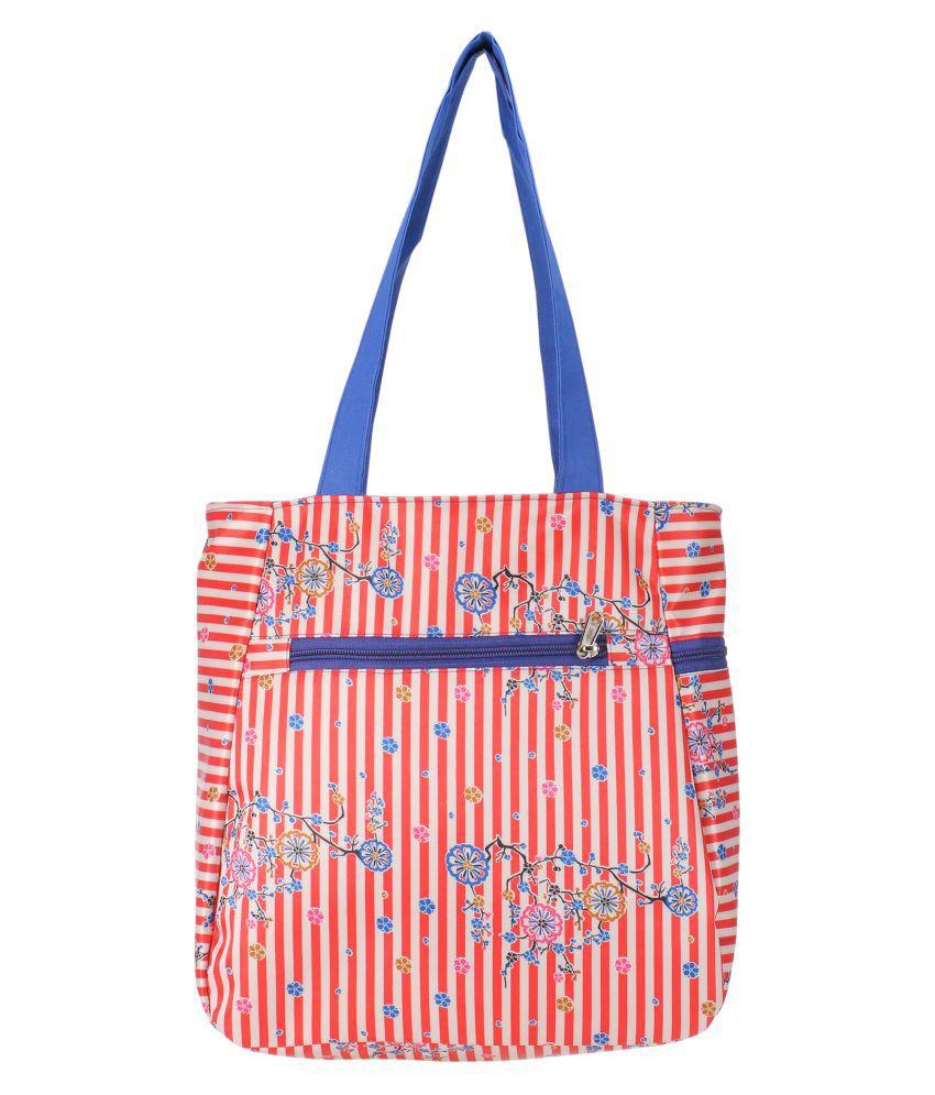 Waanii Multi Satin Shoulder Bag