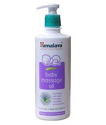 Himalaya Baby Massage Oil 500 Ml Pack Of 2