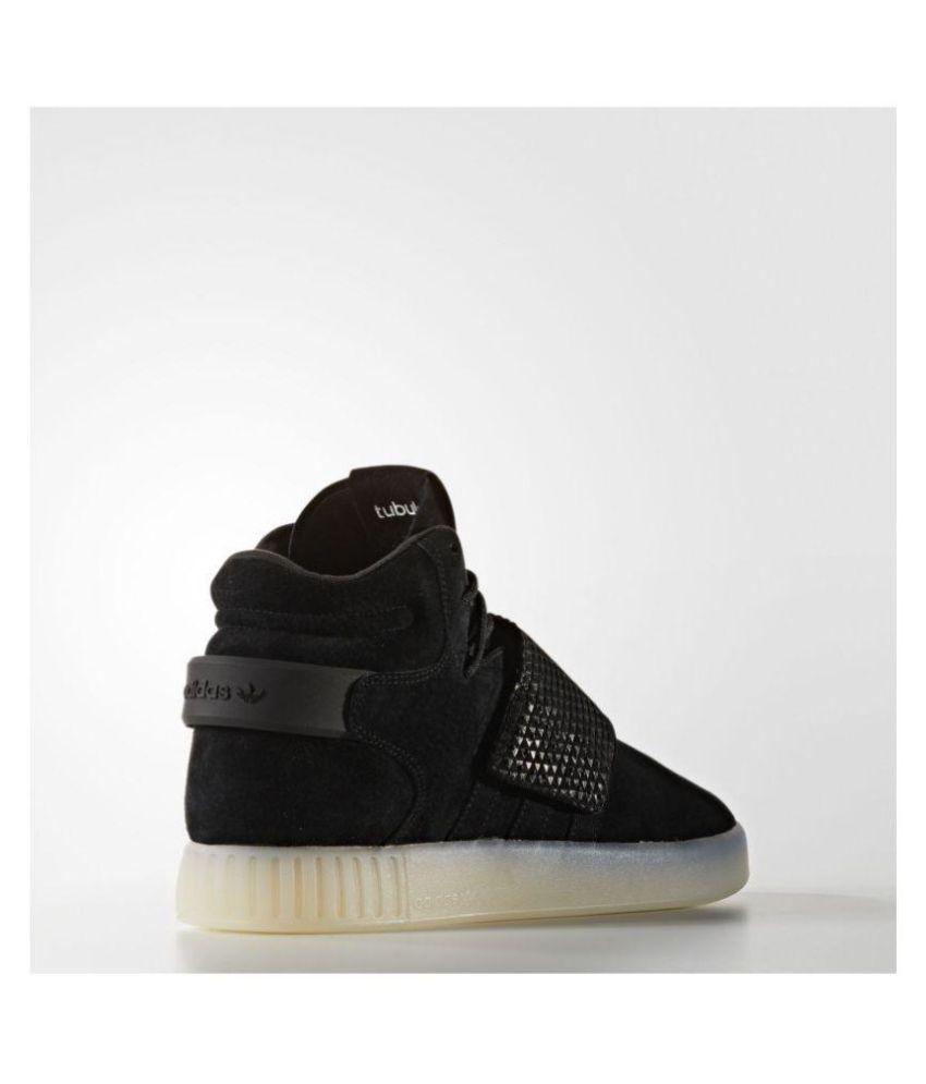 ... Adidas Tubular Black Running Shoes ...