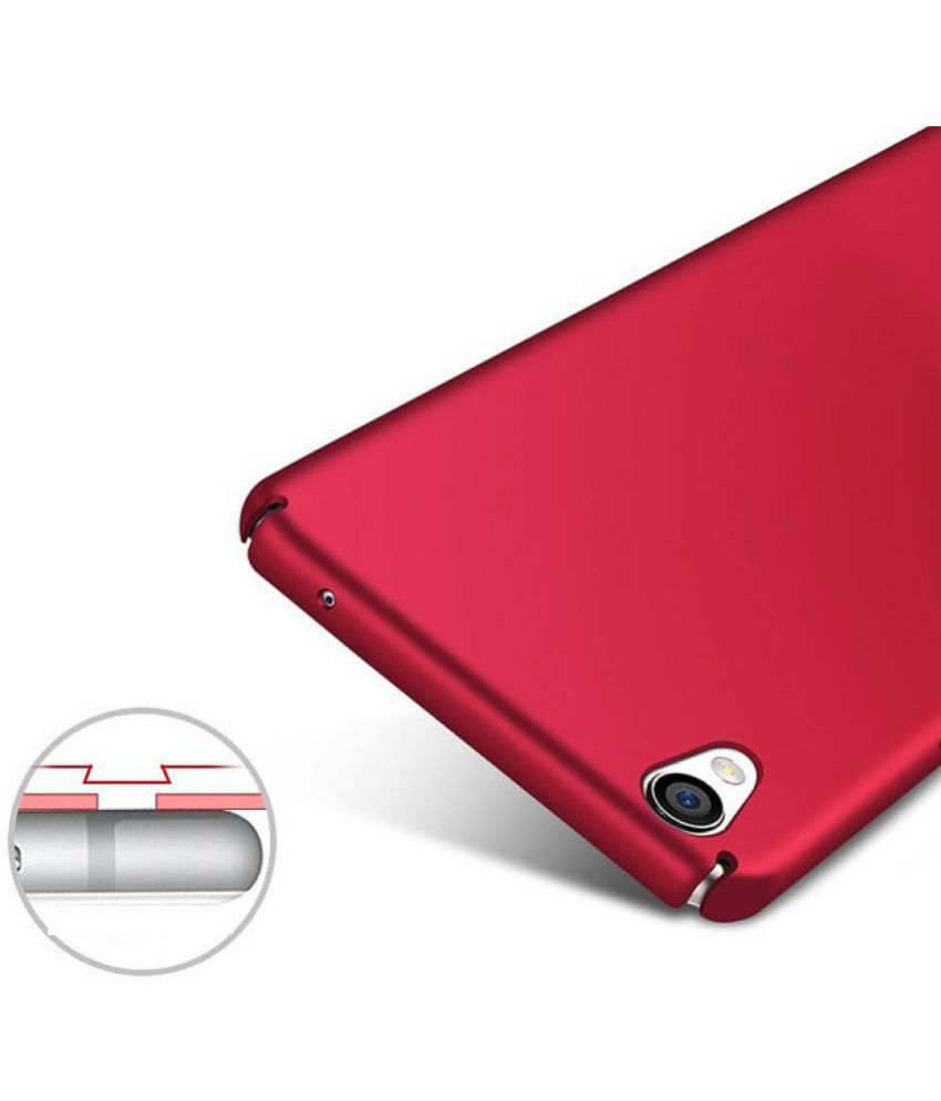newest 8a9bd 39af2 Oppo A37 Cover by Sami - Red
