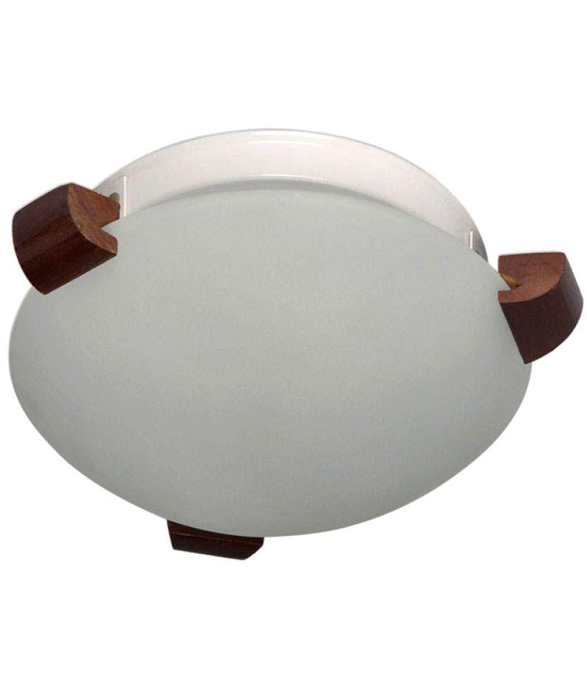 Fos Lighting 40W Round Ceiling Light - 23 cms.