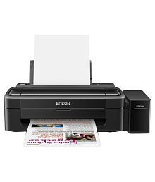 Epson L130 Single Function Colored Inkjet Printer