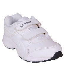 Reebok White Champ LP Sports Shoes