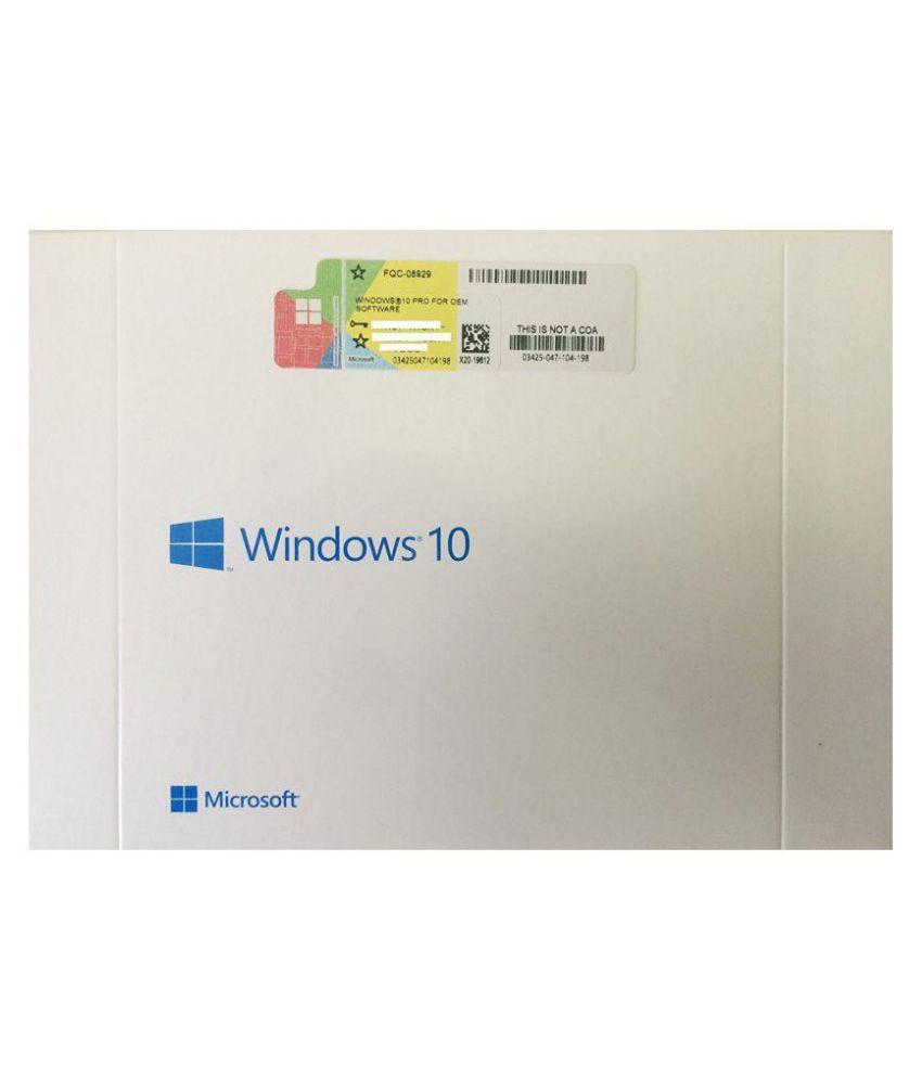 10 бит 64 с виндовс майкрософт