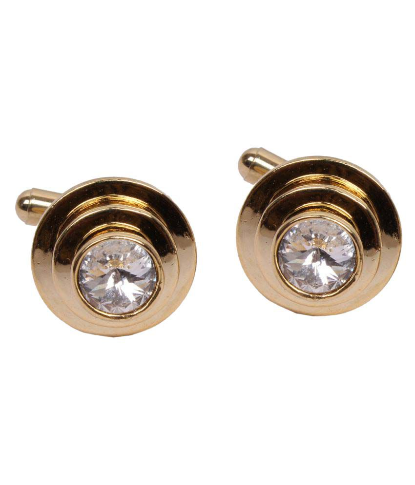 Sushito Golden Beautiful Cufflinks