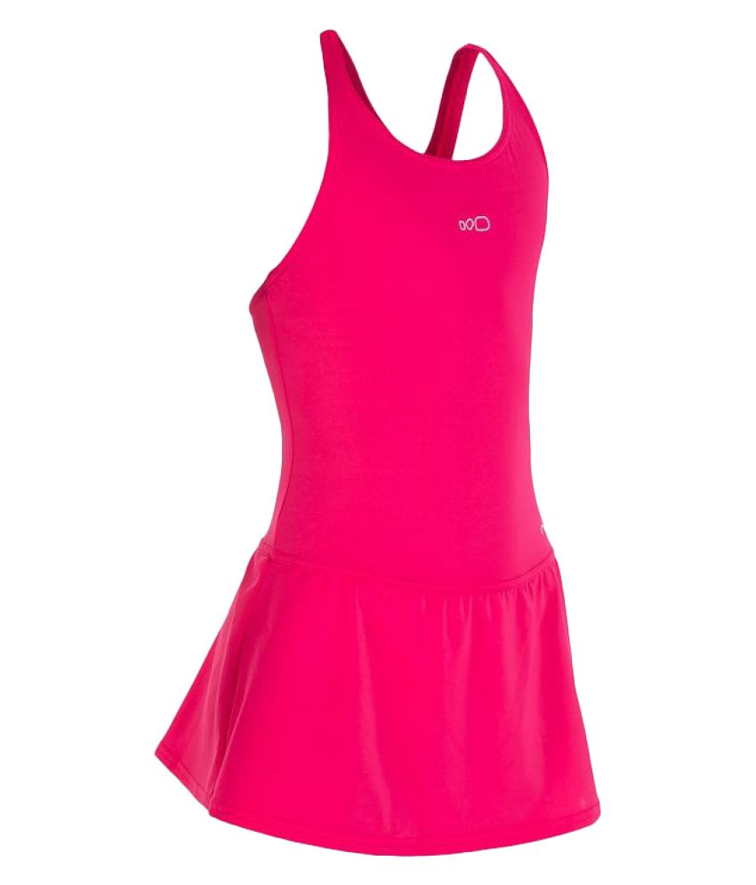 Nabaiji Pink Swimsuit/ Swimming Costume