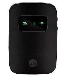Reliance Jiofi 4G Black Data Card