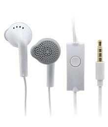 Sarthak Iris X1 Mini On Ear Wired Headphones With Mic White