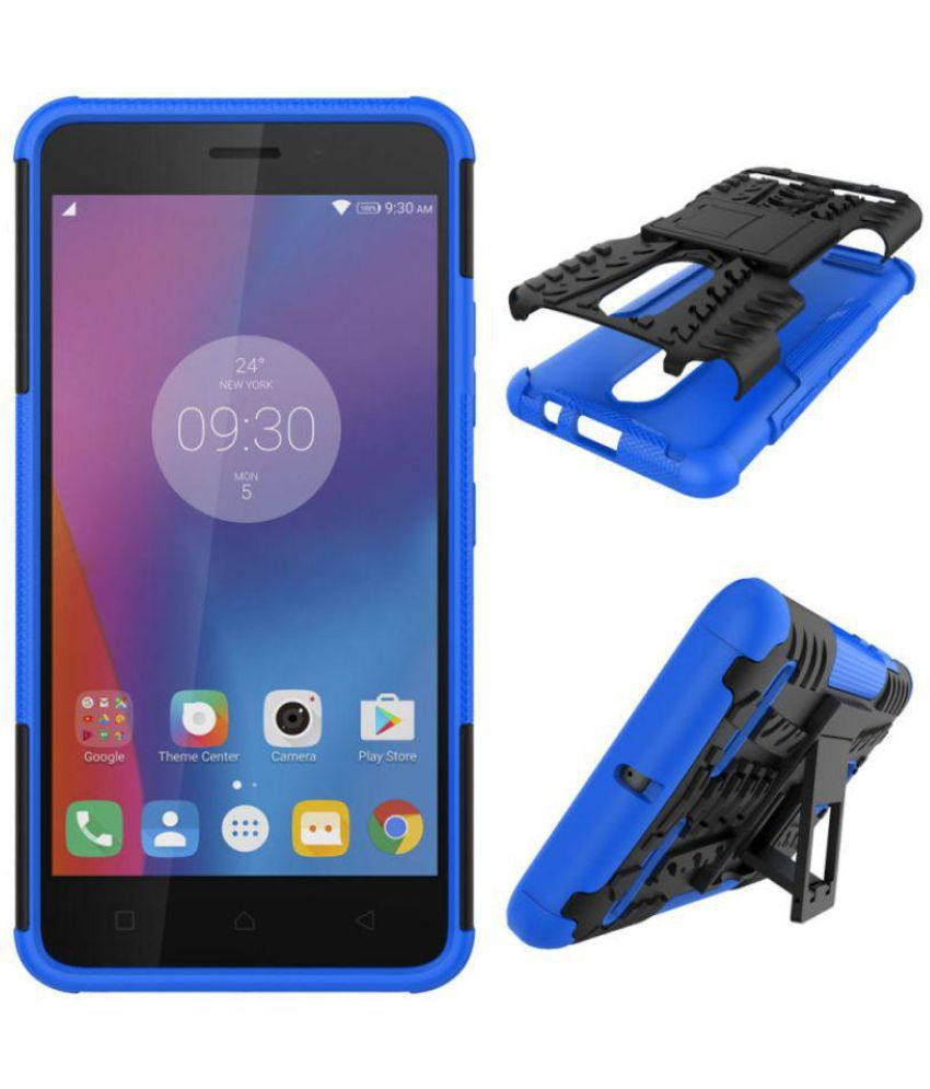 promo code ba7f4 4be30 Lenovo K6 Power Cover by Parallel Universe - Blue
