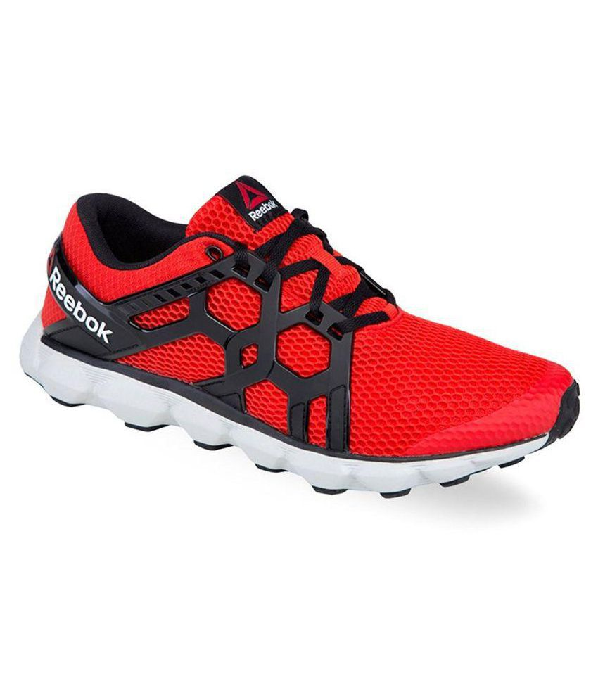 23997ac47be Reebok Hexaffect Run 4.0 Mu Mtm Red Running Shoes - Buy Reebok Hexaffect  Run 4.0 Mu Mtm Red Running Shoes Online at Best Prices in India on Snapdeal