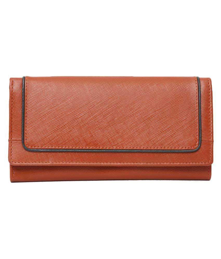 Tanny Shoes Tan Wallet