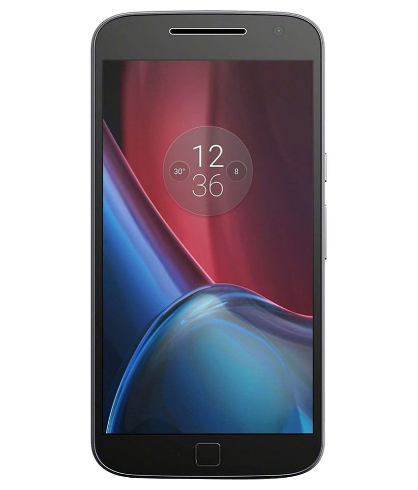 Motorola Moto G4 Plus ( 16GB , 2 GB ) Black
