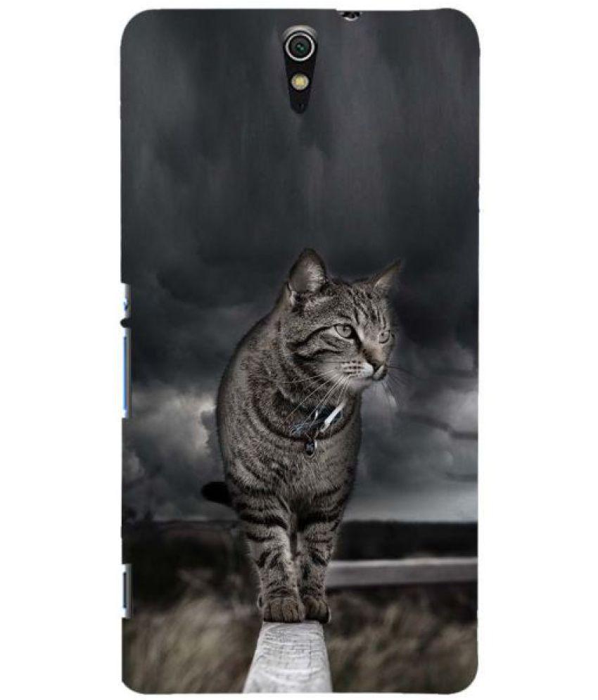 Sony Xperia C5 3D Back Covers By YuBingo