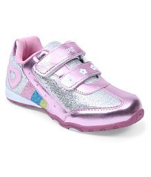 Lilliput Pink Casual Shoes