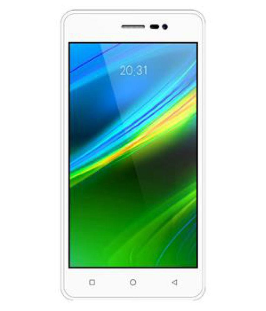 Karbonn K9 Smart 8GB White Gold