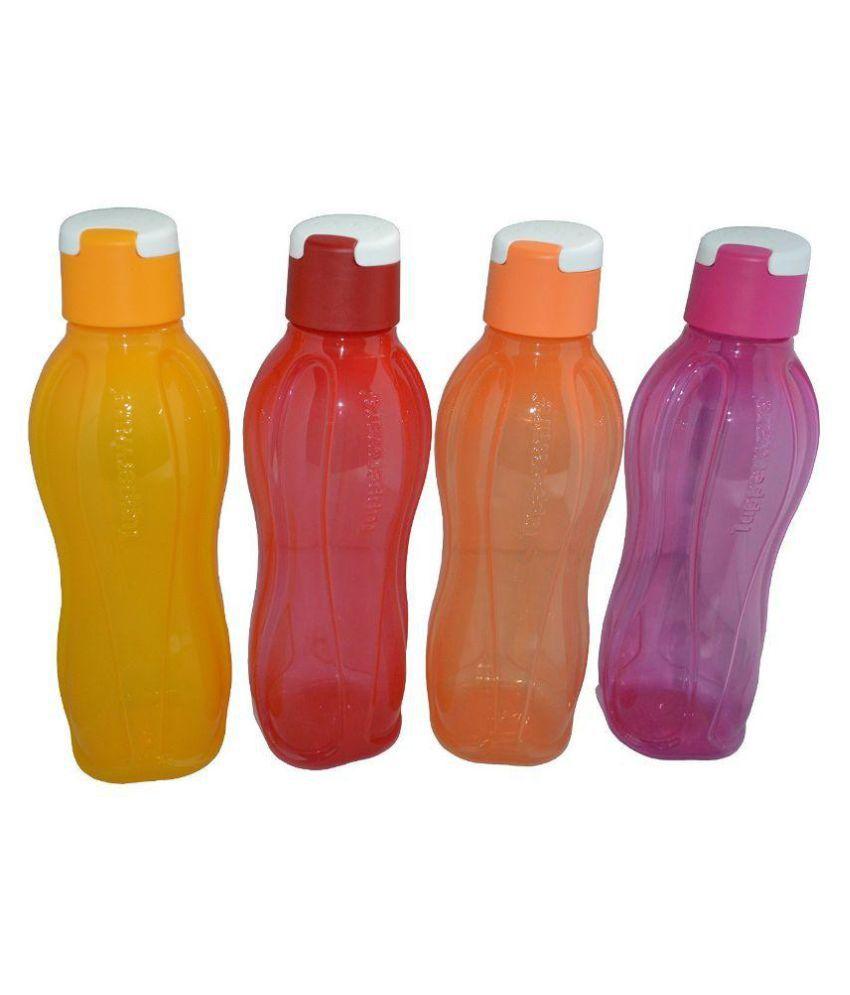 Tupperware Water Bottle 750 ml Set