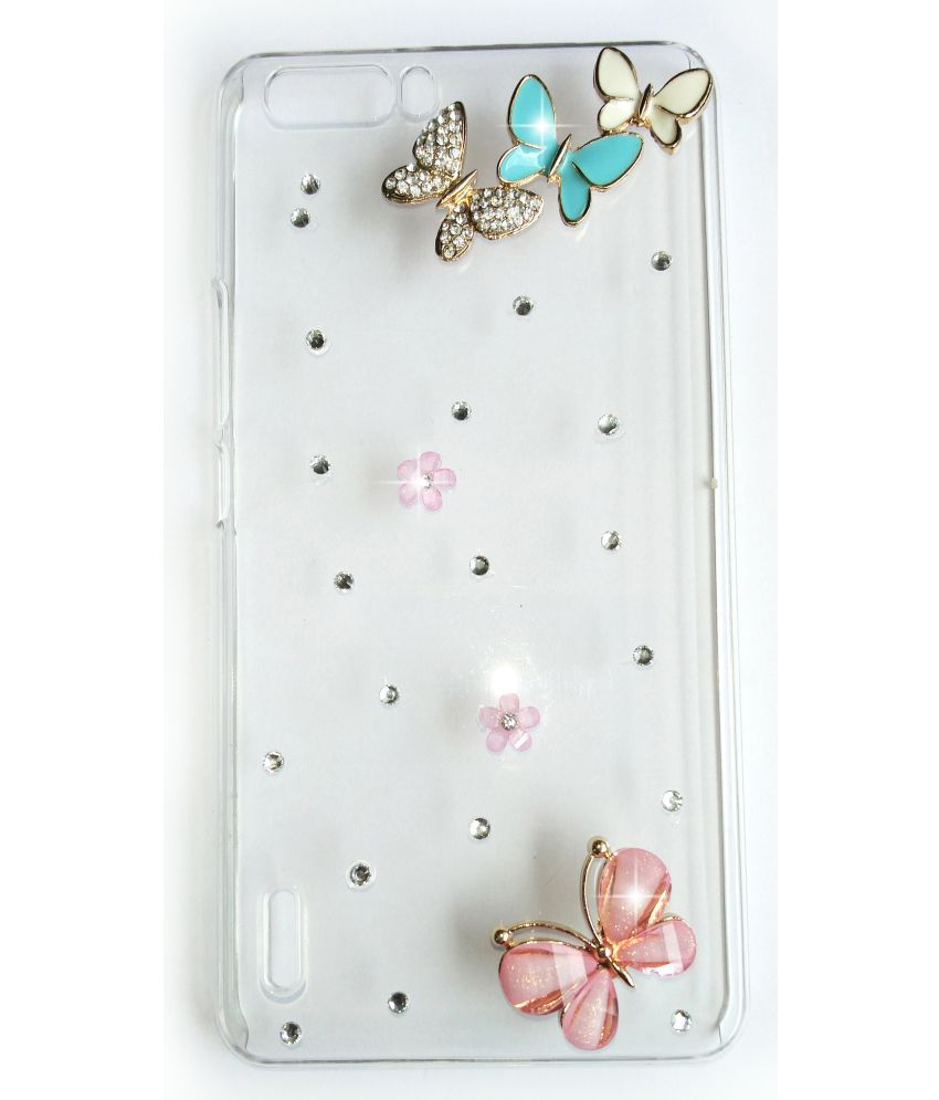 molto carino 65064 eb6f4 Huawei Honor 6X Cover by Wow - Transparent