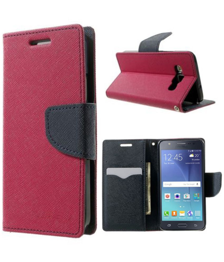 Lg G2 Flip Cover by TUP - Pink