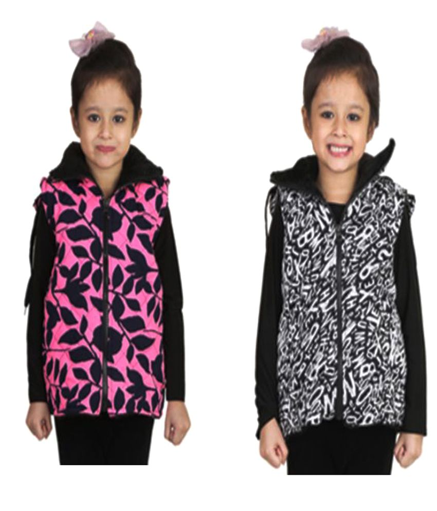 Crazies Multicolour Woven Jacket