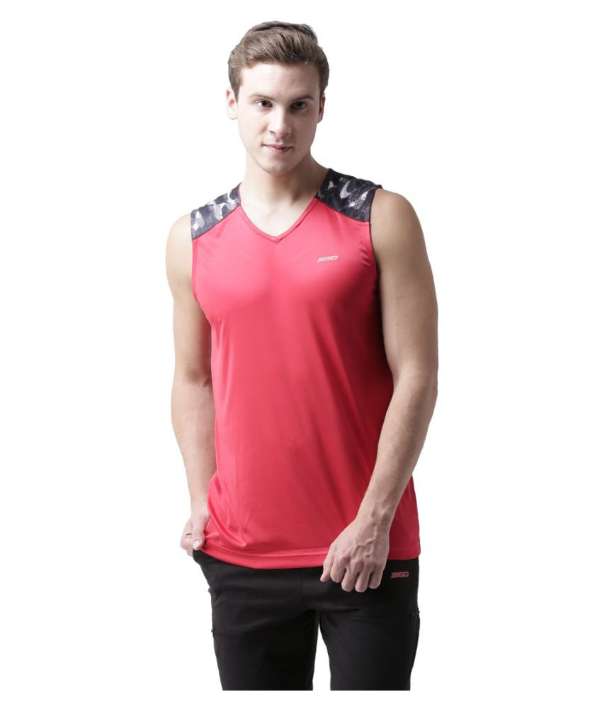 2GO Multi Polyester T Shirt