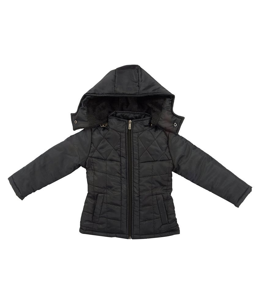 Indian Fort Black Quilted Jacket